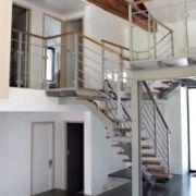 mezzanine et escalier odyssé